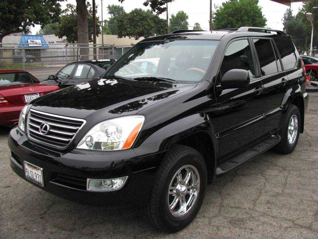 2006 lexus gx 470 information and photos momentcar. Black Bedroom Furniture Sets. Home Design Ideas