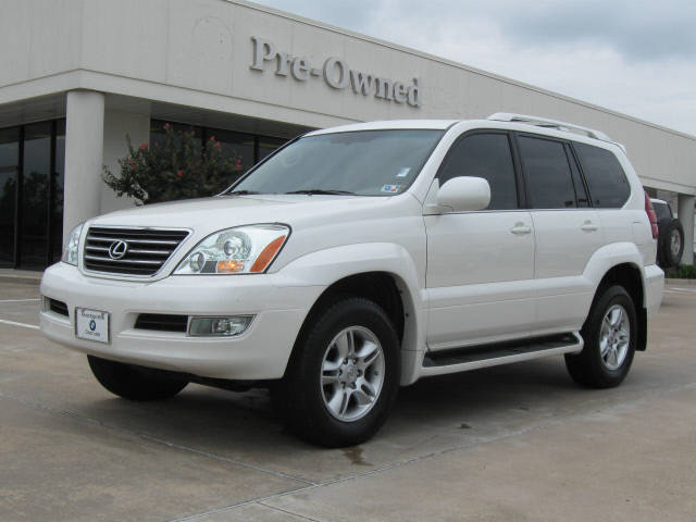 2007 lexus gx 470 information and photos momentcar. Black Bedroom Furniture Sets. Home Design Ideas