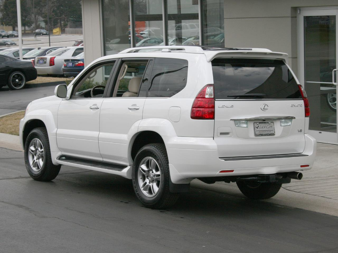 2008 Lexus Gx 470 Information And Photos Momentcar