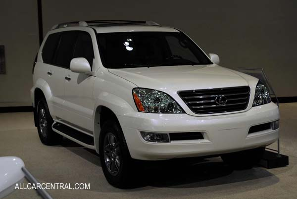 Charming Download Lexus Gx 470 2009 4