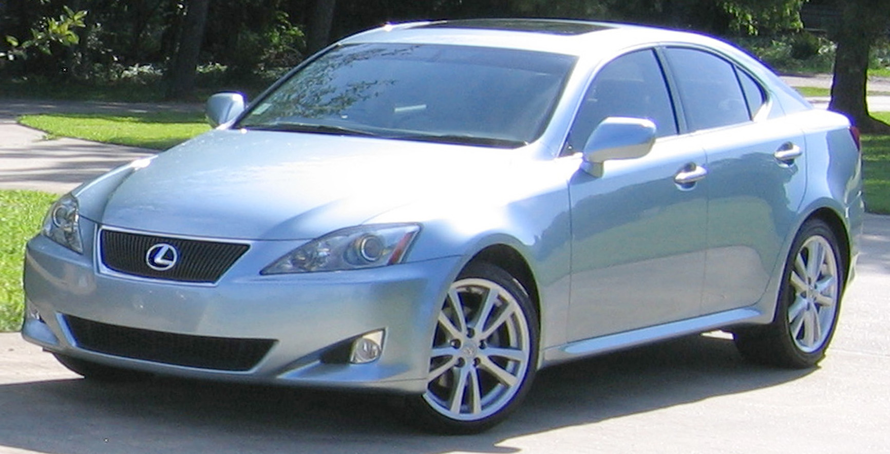 2007 Lexus Is 250 Information And Photos Momentcar
