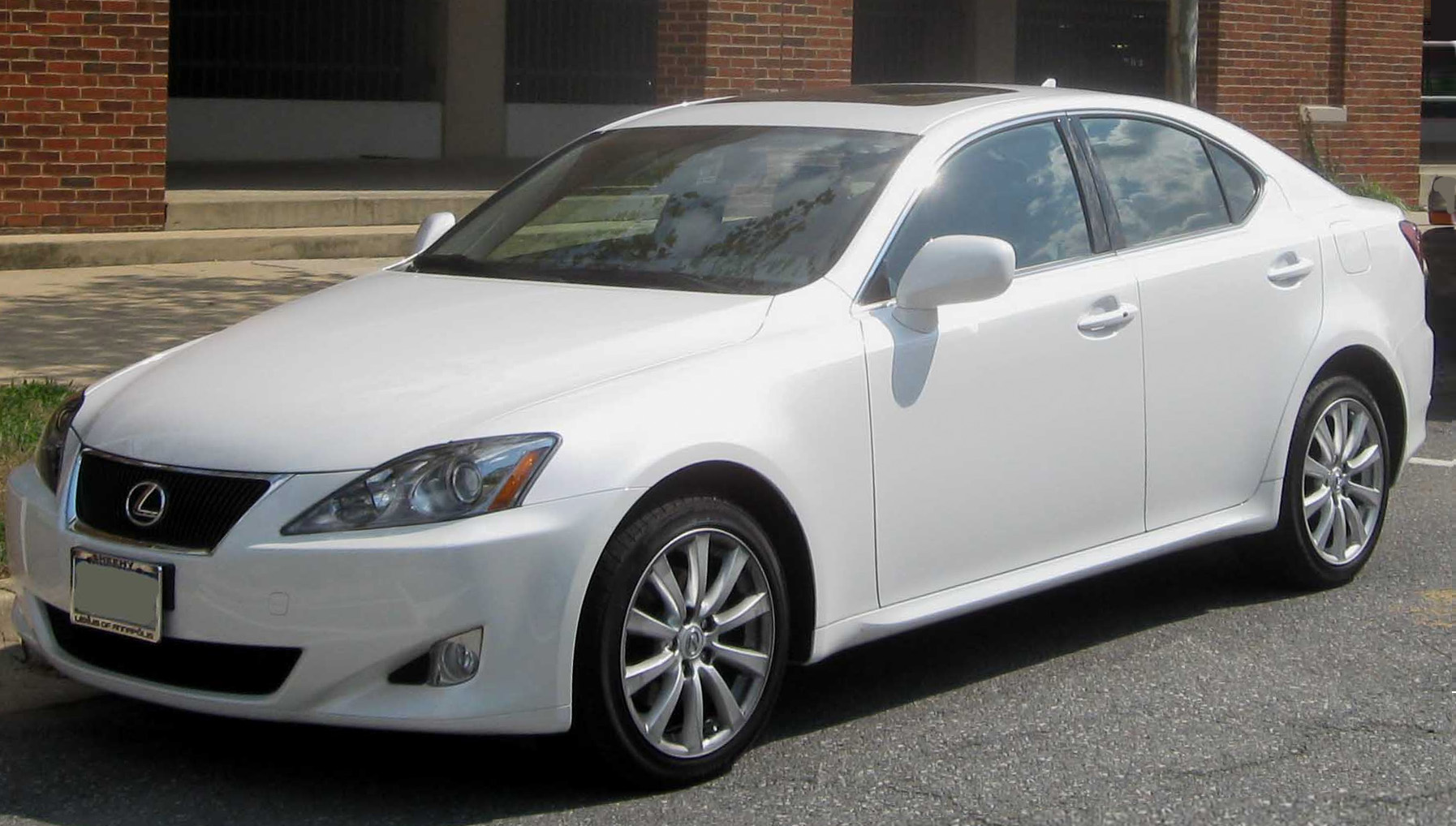 2008 Lexus Is 250 Information And Photos Momentcar