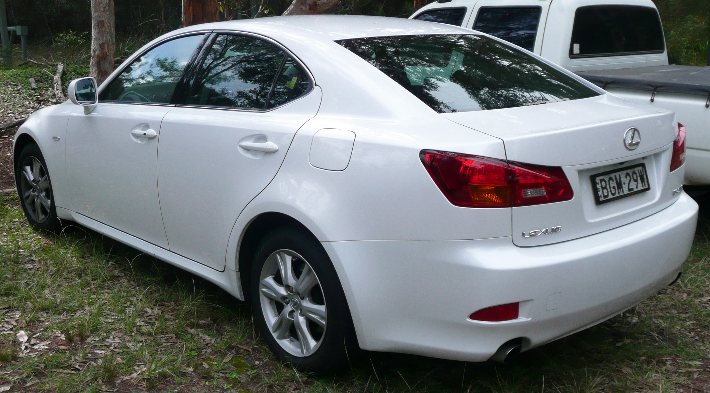 ... Lexus IS 250 2008 #7 ...
