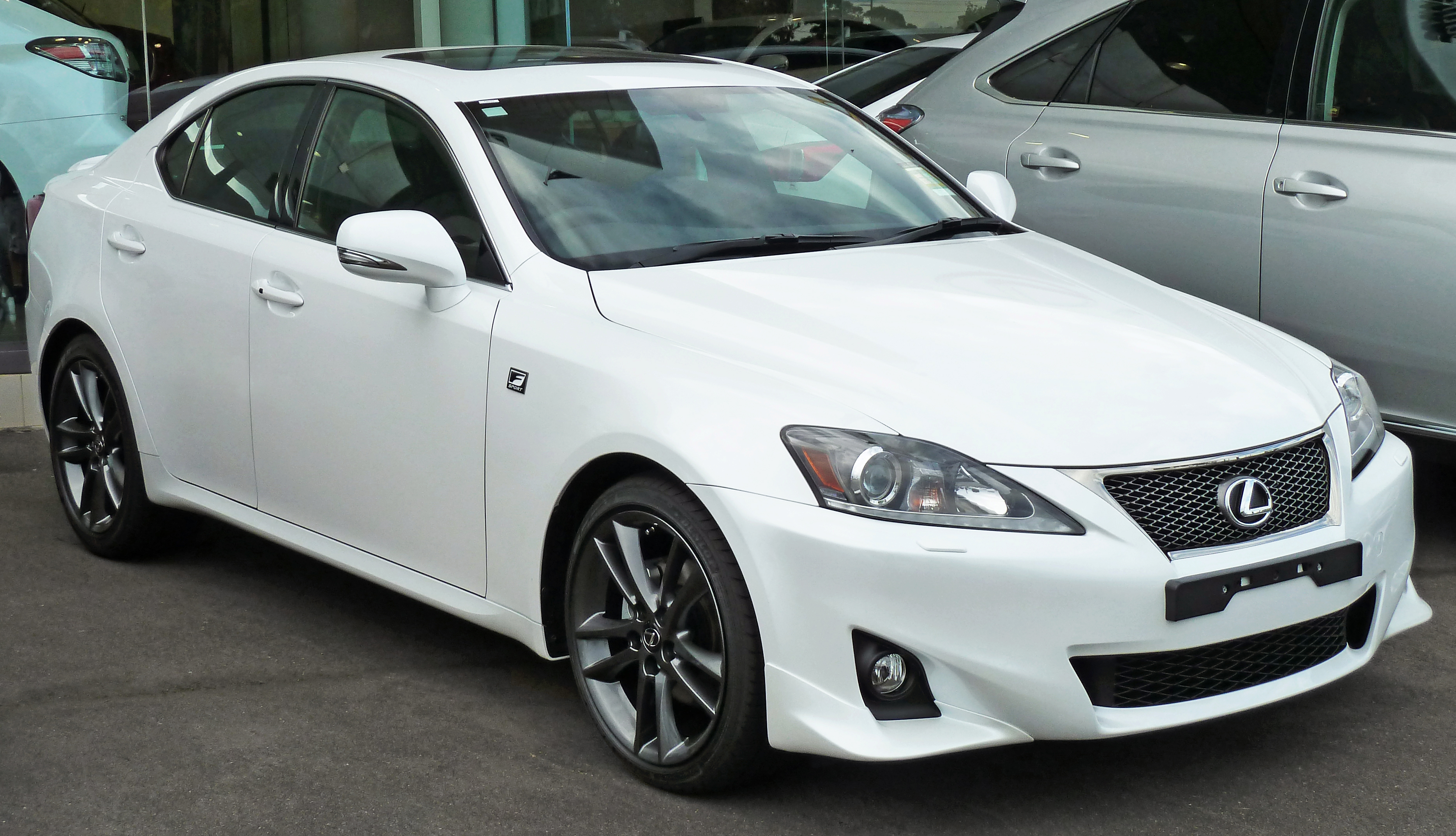 Lexus IS 250 2011 #1
