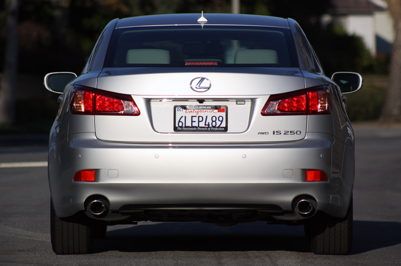 Lexus IS 250 2011 #10