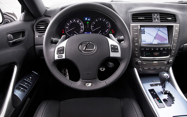 Lexus IS 250 2011 #12