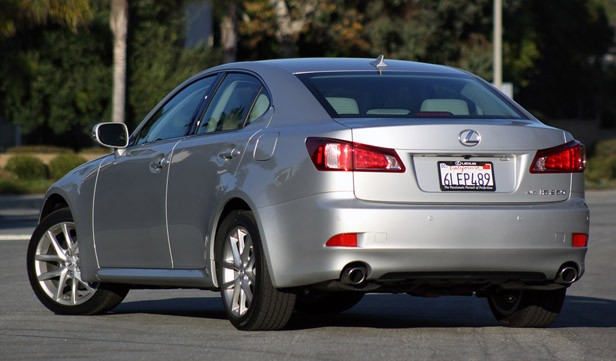 Lexus IS 250 2011 #9