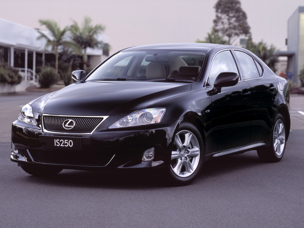 Lexus Is 250 Information And Photos Momentcar
