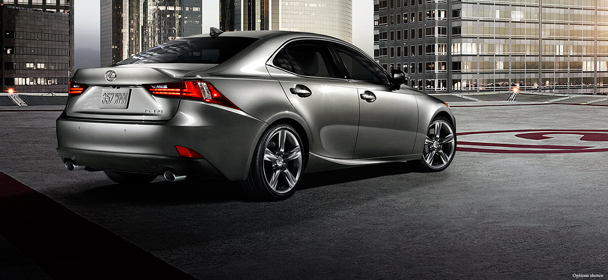 Lexus IS 350 #4