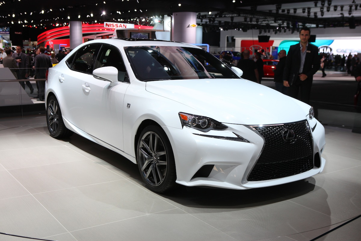 2014 lexus is 350 information and photos momentcar. Black Bedroom Furniture Sets. Home Design Ideas