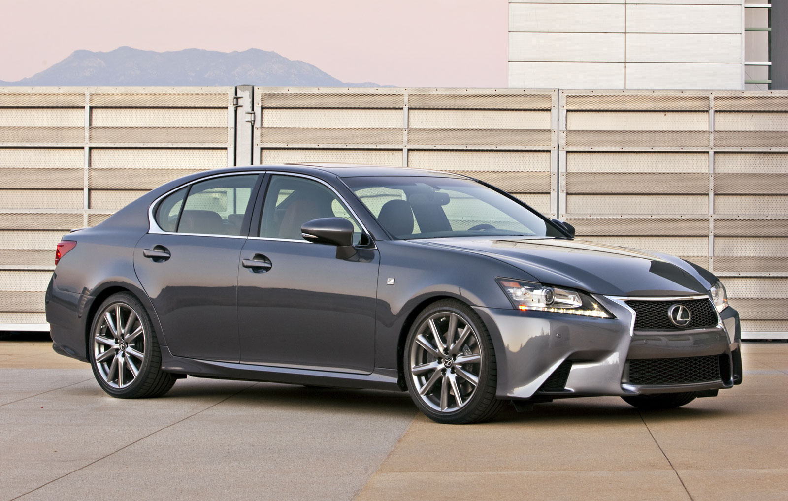 Lexus IS 350 #6