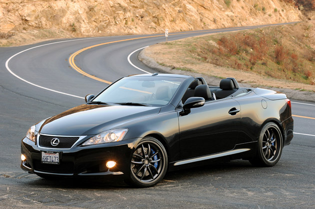 Lexus IS 350 C #1