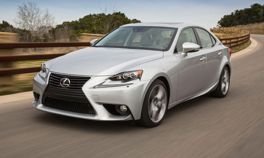 Lexus IS 350 C 2014 #3