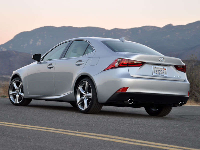 Lexus IS 350 C 2014 #9