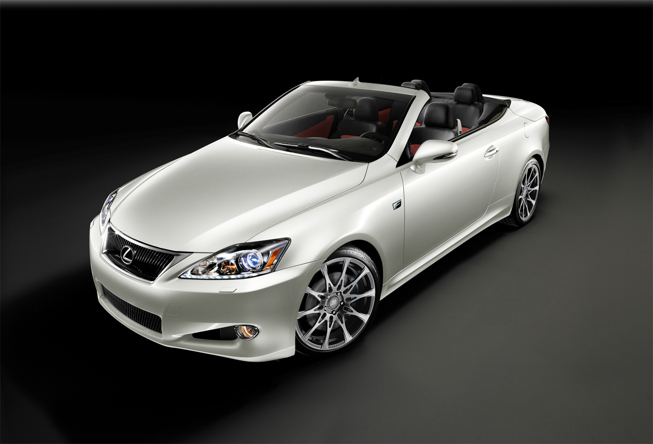 Lexus IS 350 C #4