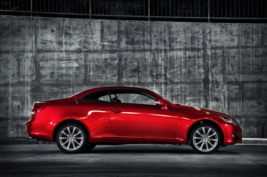 Lexus IS 350 C #7