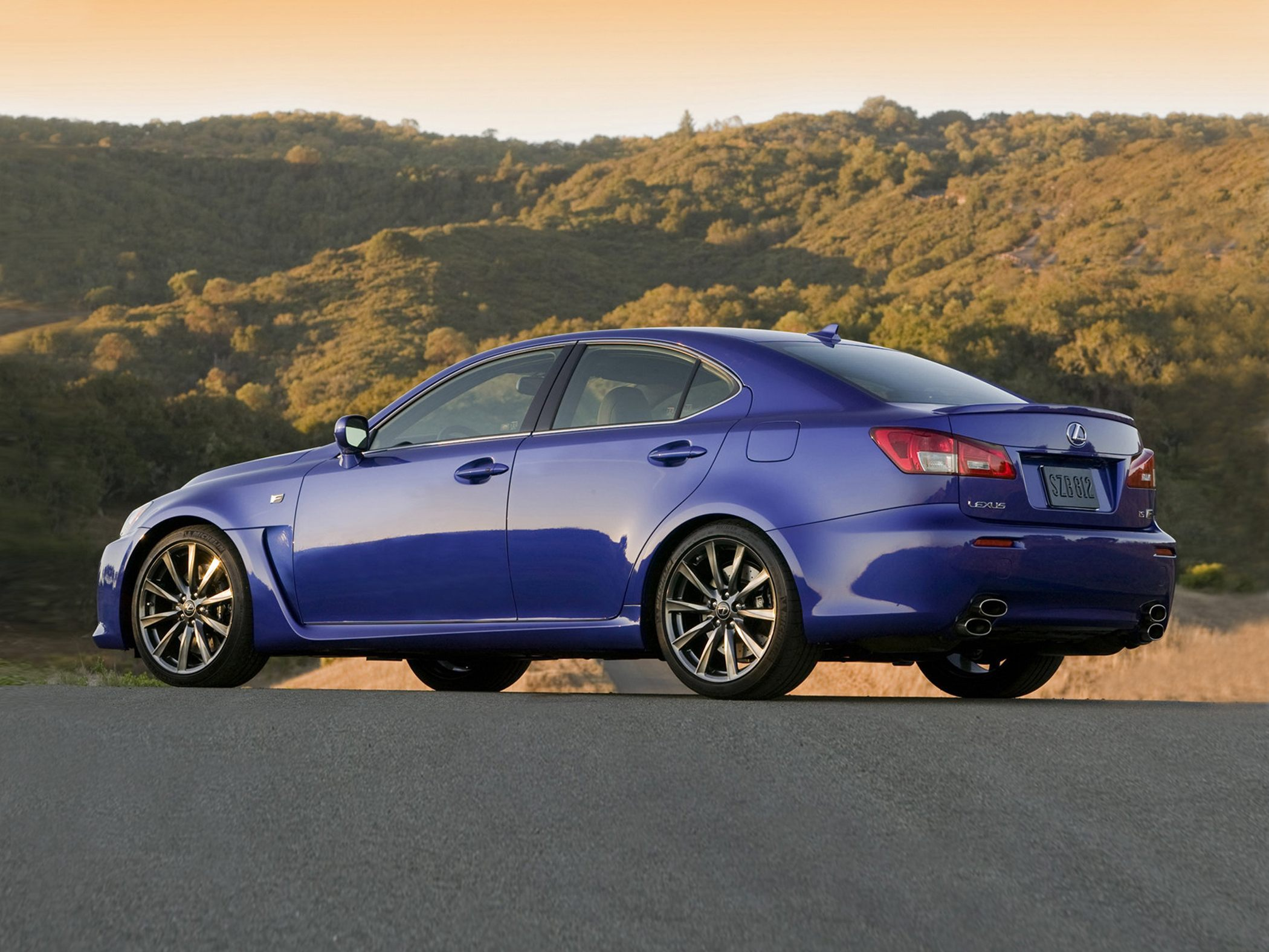 Download Lexus Is F 2011 11