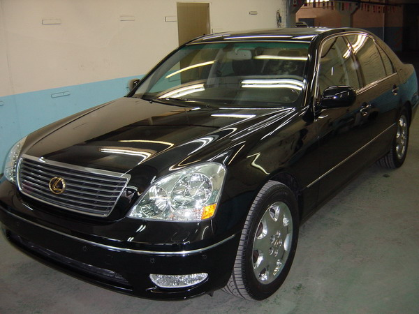 2001 Lexus LS 430 - Information and photos - MOTcar