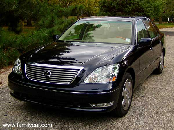 2004 Lexus Ls 430 Information And Photos Momentcar