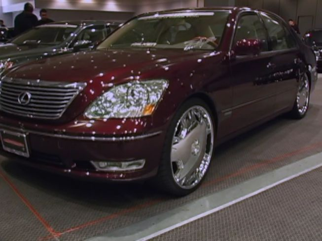 Captivating Download Lexus Ls 430 2006 8