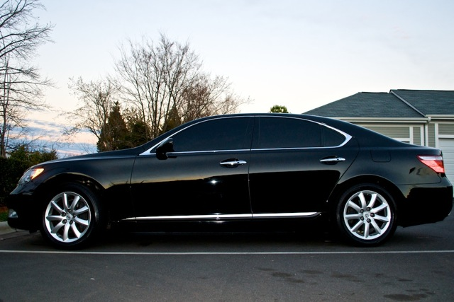 2008 lexus ls 460 information and photos momentcar. Black Bedroom Furniture Sets. Home Design Ideas