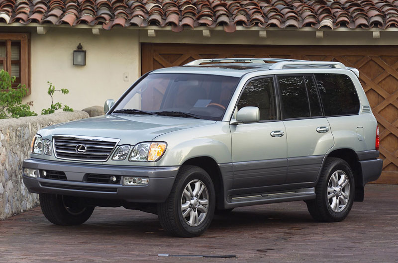 2005 Lexus LX 470 - Information and photos - MOMENTcar