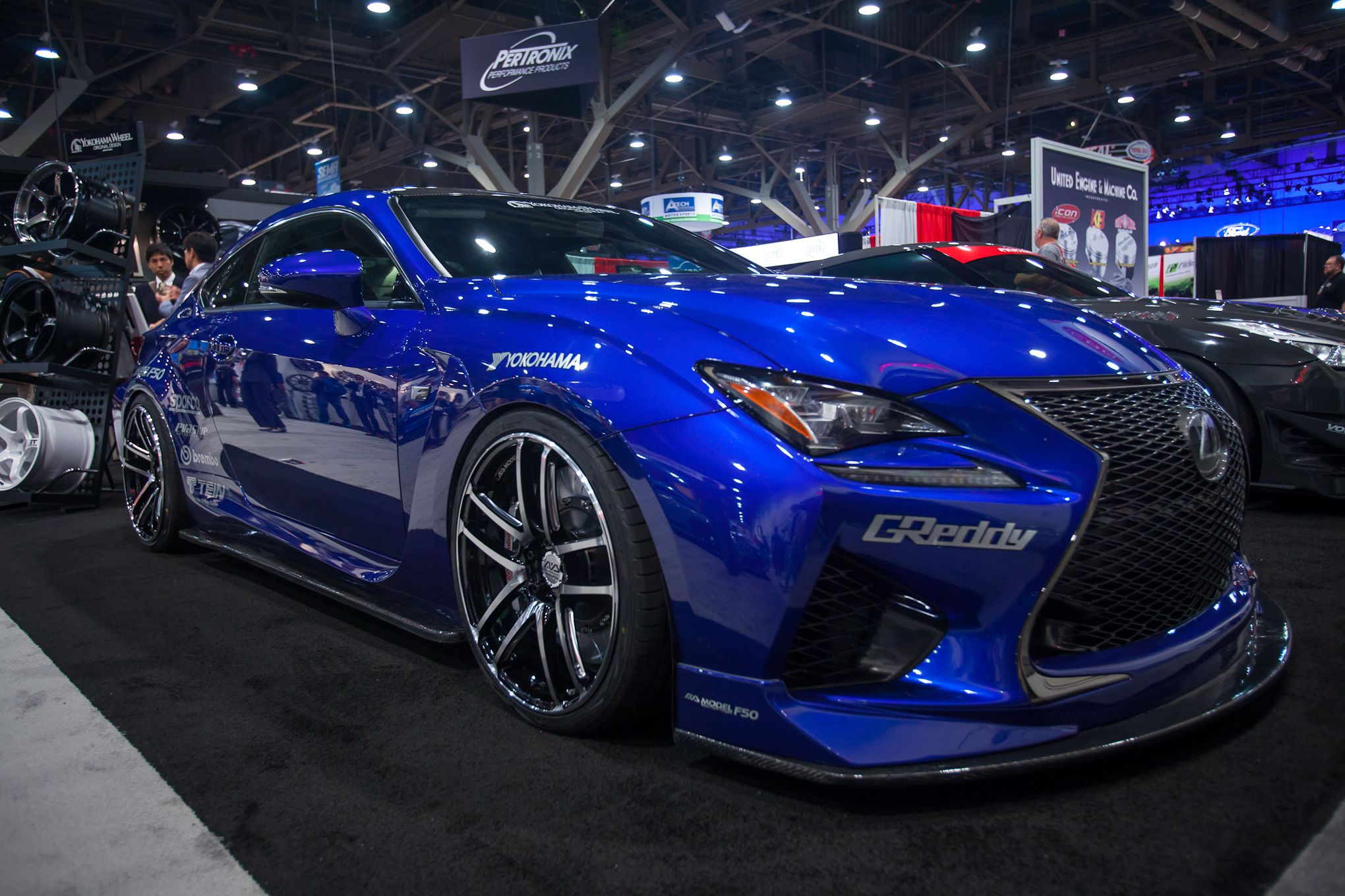 Lexus RC F Base #13