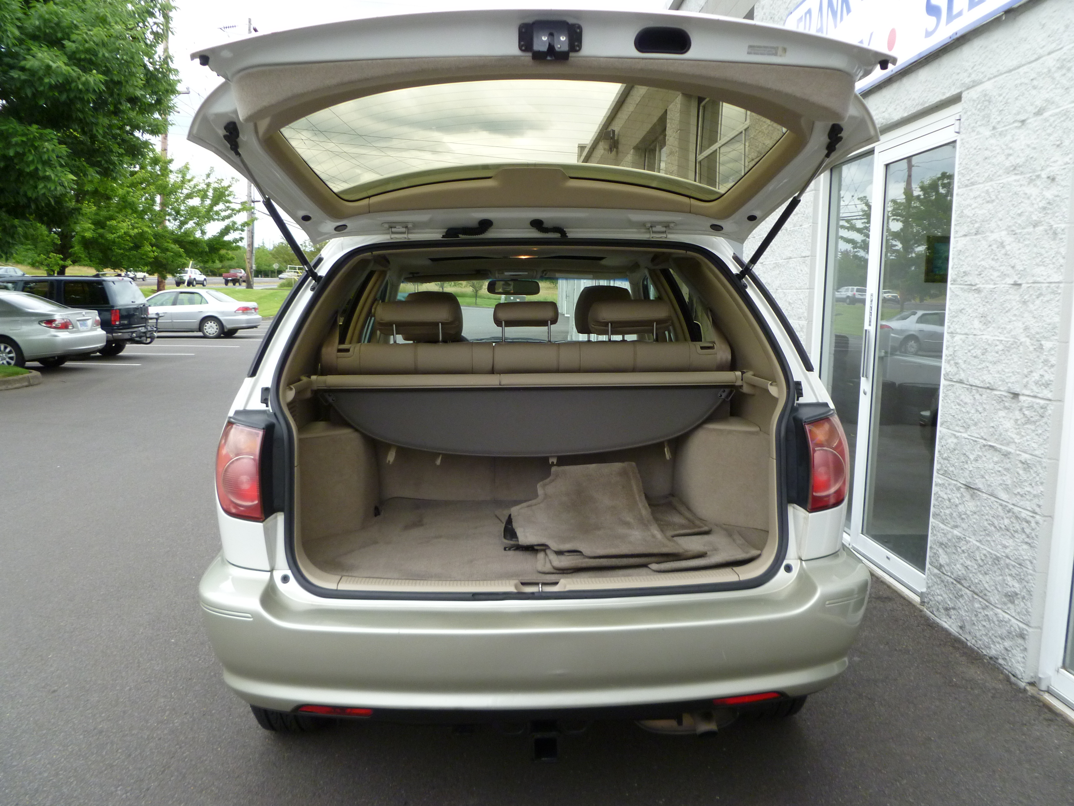 Lovely Download Lexus Rx 300 1999 5