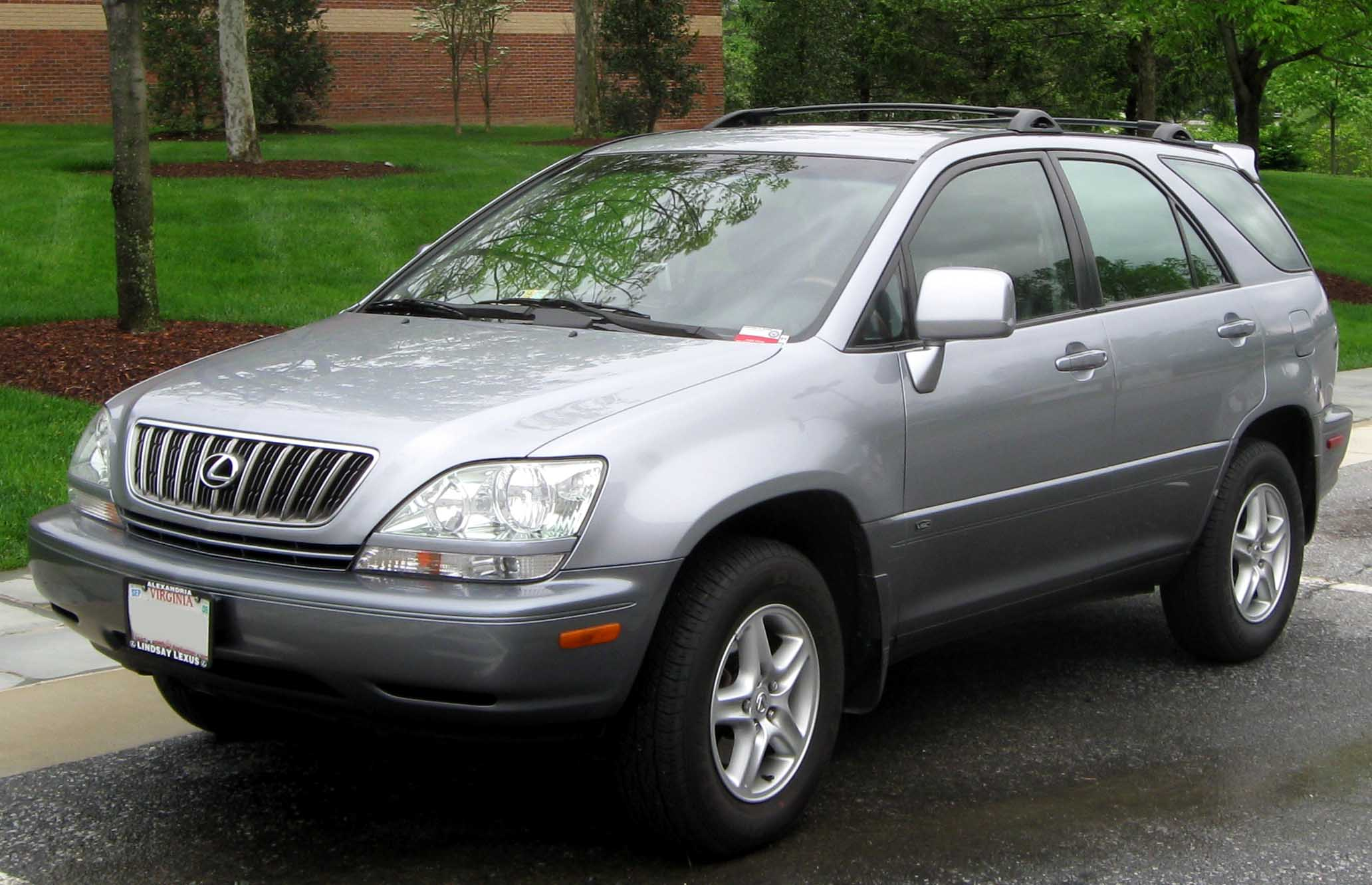 2001 Lexus RX 300 - User Reviews - CarGurus