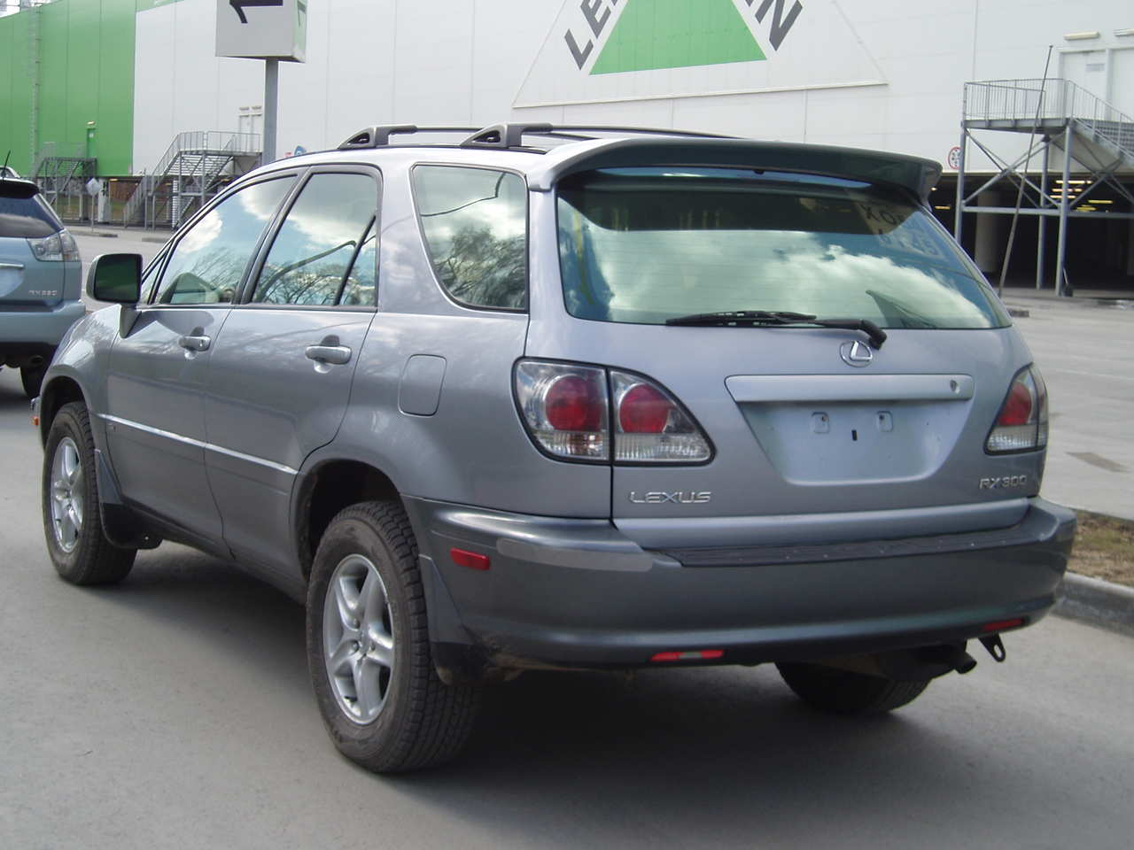 2002 lexus rx 300 information and photos momentcar. Black Bedroom Furniture Sets. Home Design Ideas