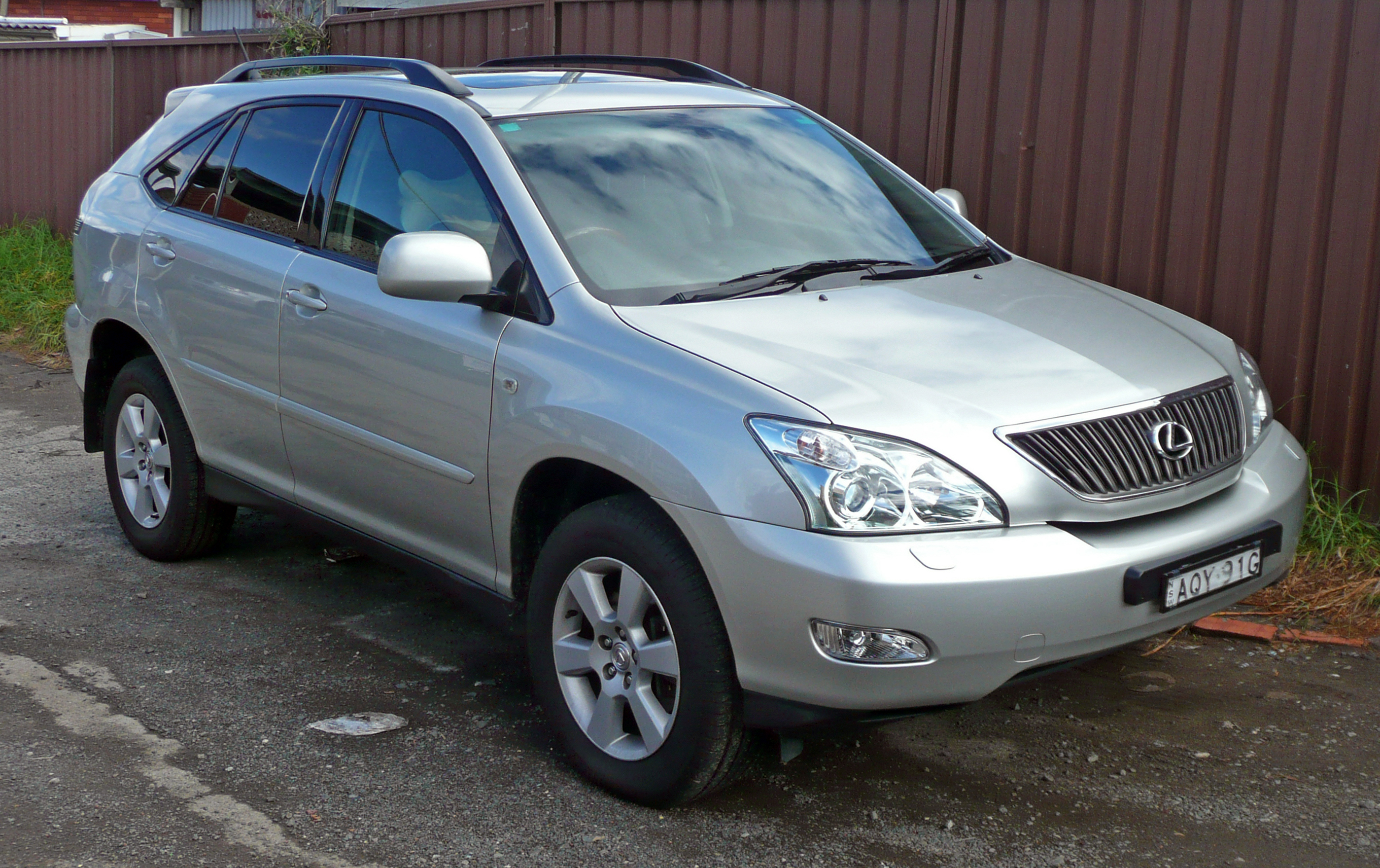 2004 lexus rx 330 information and photos momentcar. Black Bedroom Furniture Sets. Home Design Ideas