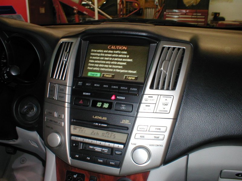 2005 lexus rx 330 information and photos momentcar lexus rx 330 2005 10