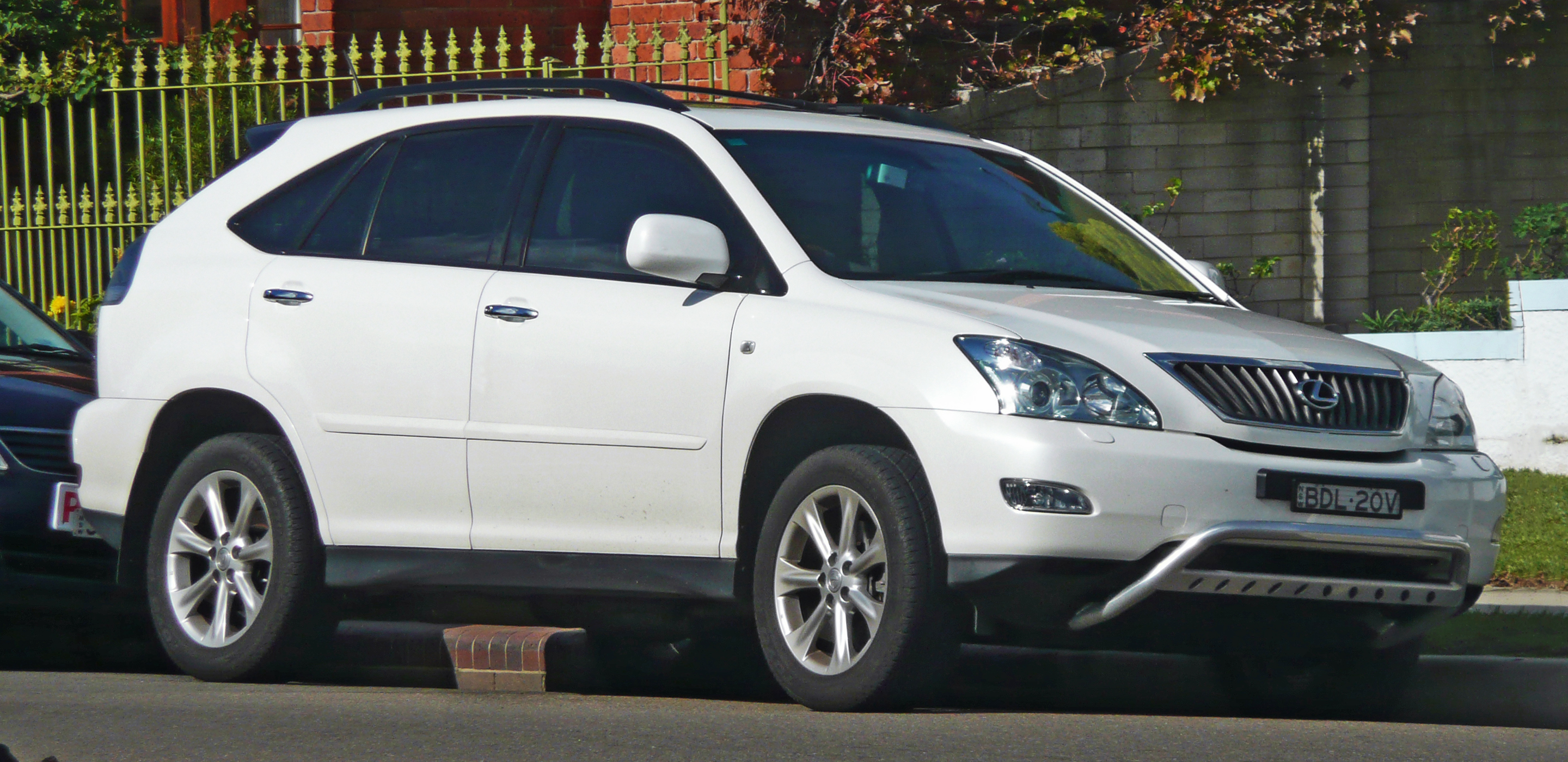 2007 Lexus Rx 350 Information And Photos Momentcar