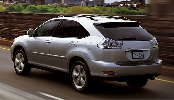2009 lexus rx 350 information and photos momentcar. Black Bedroom Furniture Sets. Home Design Ideas