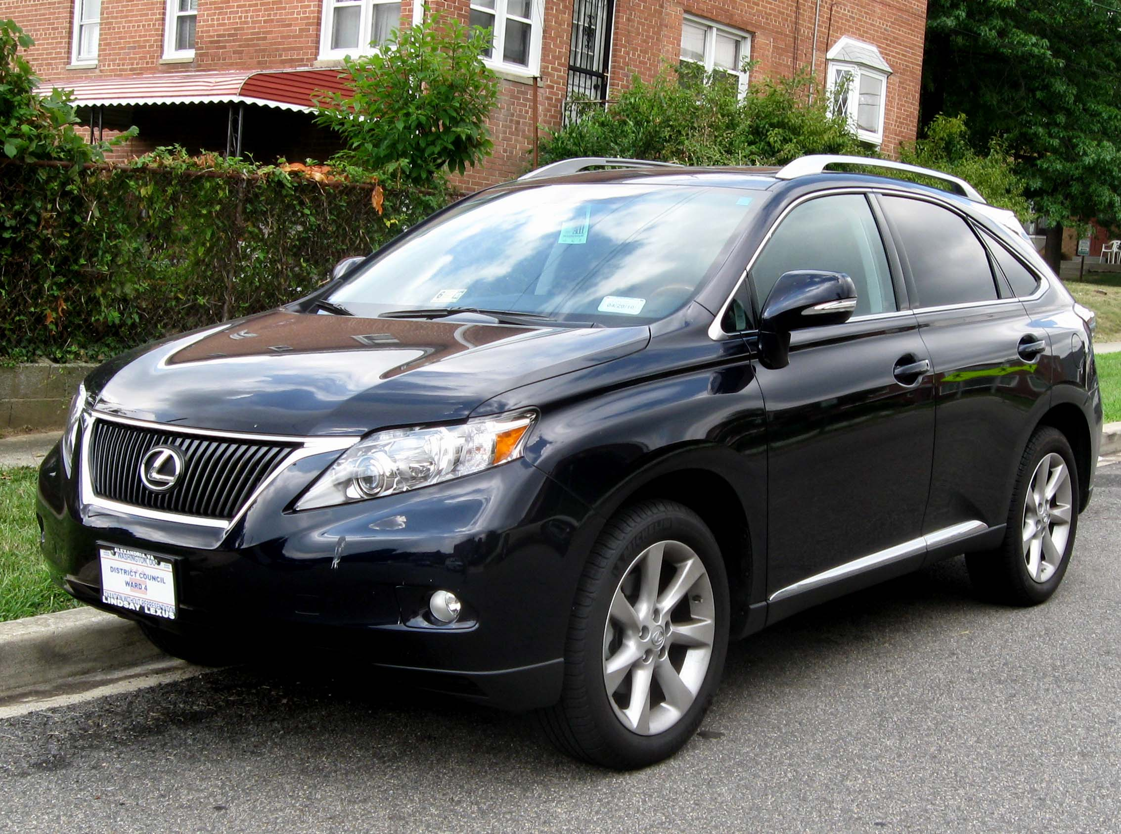 2010 lexus rx 350 information and photos momentcar. Black Bedroom Furniture Sets. Home Design Ideas