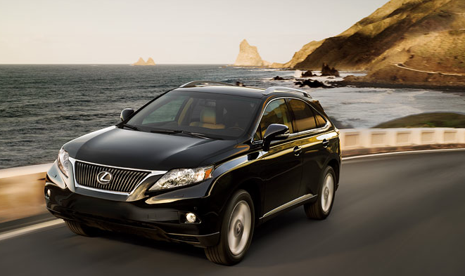 Download Lexus Rx 350 2011 7