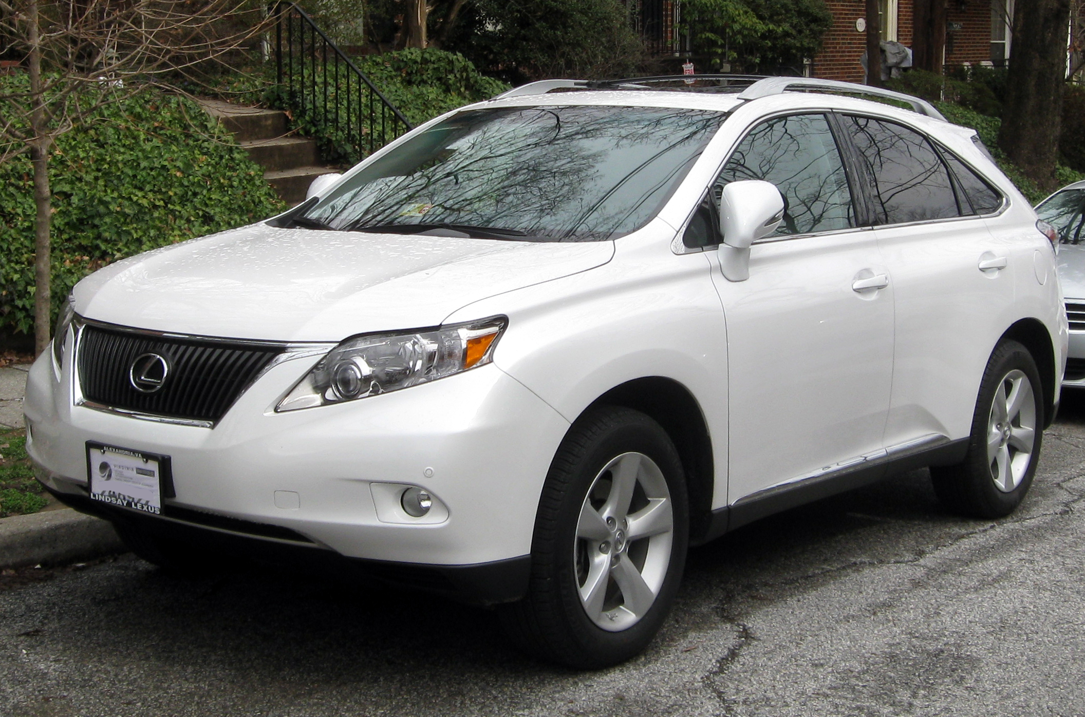 2012 lexus rx 350 information and photos momentcar. Black Bedroom Furniture Sets. Home Design Ideas