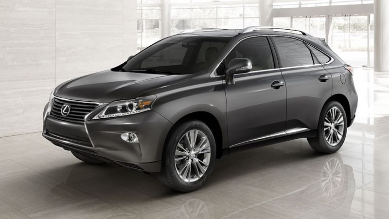 2013 lexus rx 350 information and photos momentcar. Black Bedroom Furniture Sets. Home Design Ideas