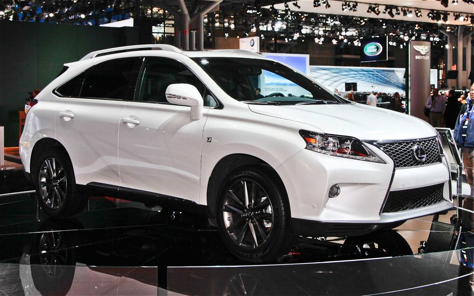 2014 Lexus RX350 Reviews and Rating | Motor Trend