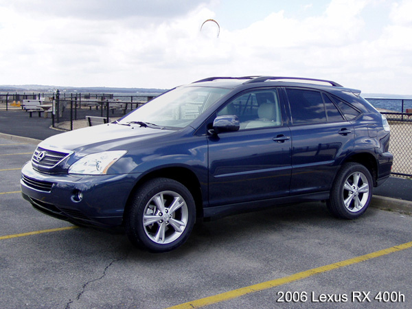 2006 lexus rx 400h information and photos momentcar. Black Bedroom Furniture Sets. Home Design Ideas