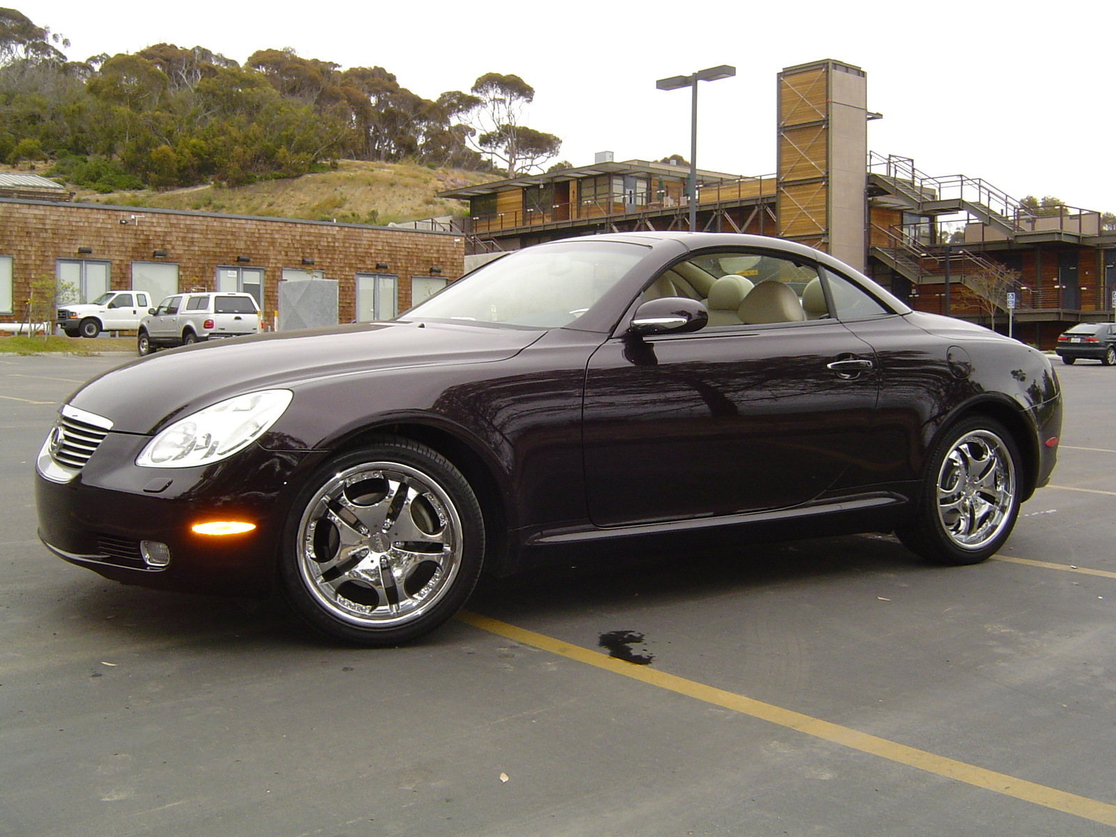 2006 Lexus SC 430 Information And Photos MOMENTcar