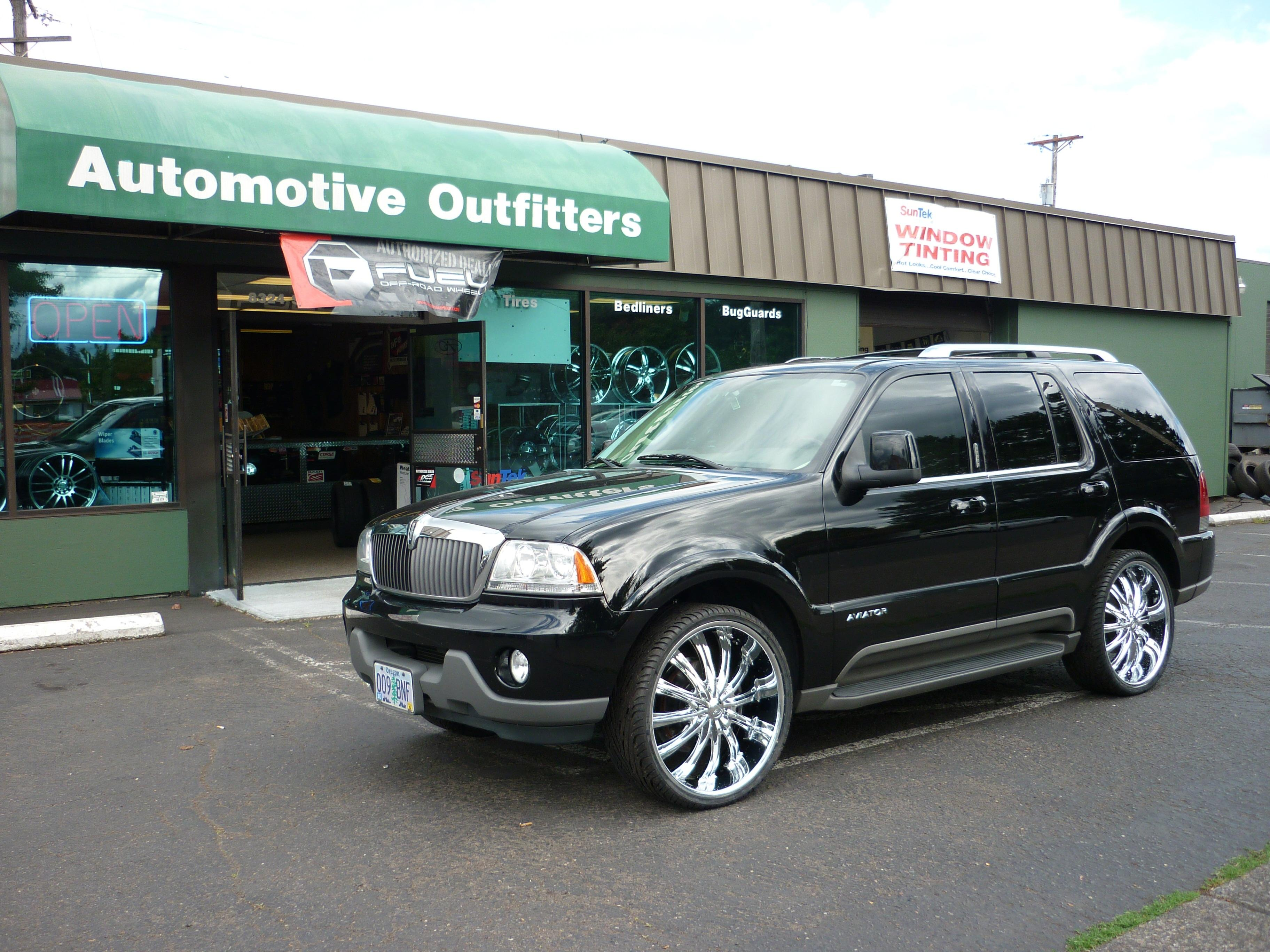 Lincoln Aviator Luxury #15