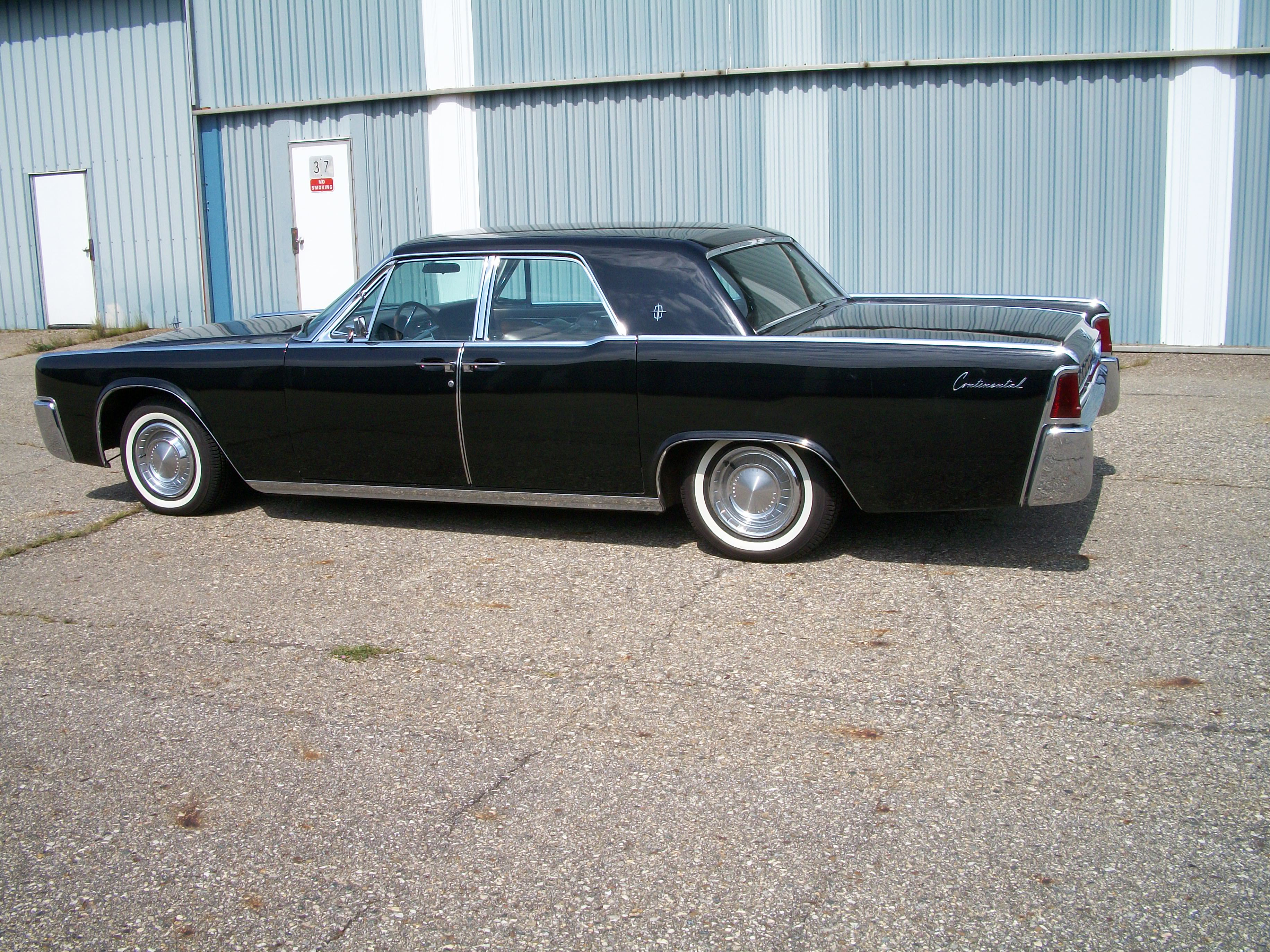 1963 Lincoln Continental Information And Photos Momentcar