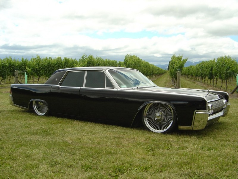1964 lincoln continental information and photos momentcar. Black Bedroom Furniture Sets. Home Design Ideas