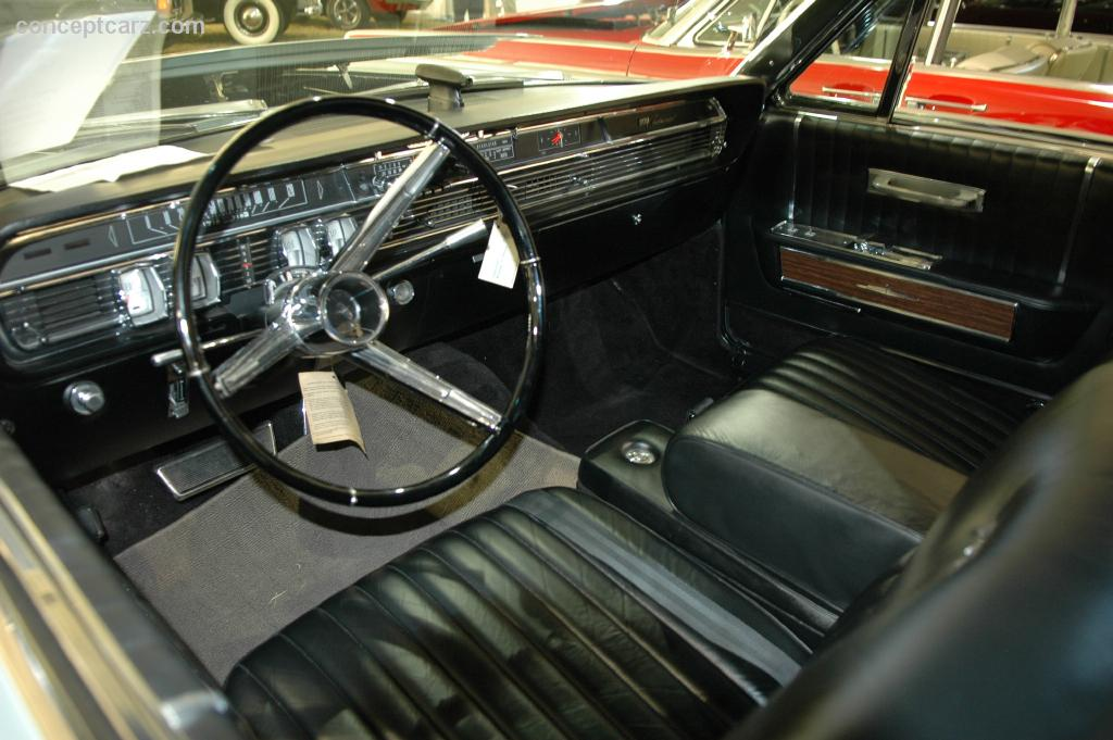 1965 Lincoln Continental Information And Photos Momentcar