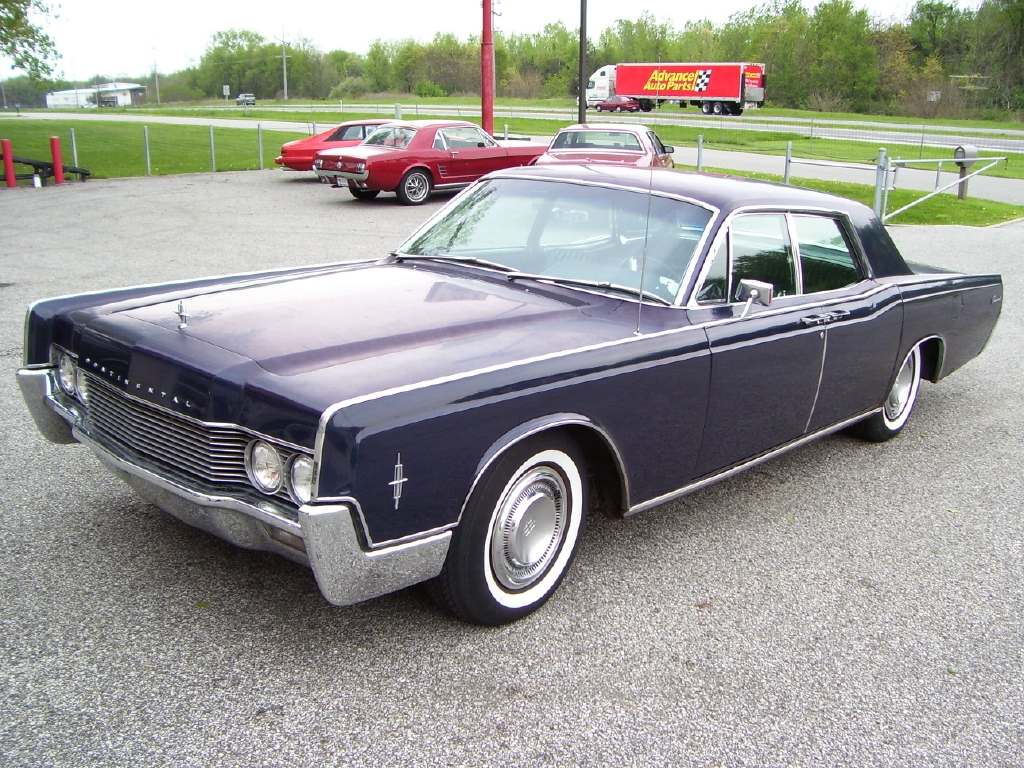 Bulletin Boards/Blogs - Lincoln & Continental Owners Club
