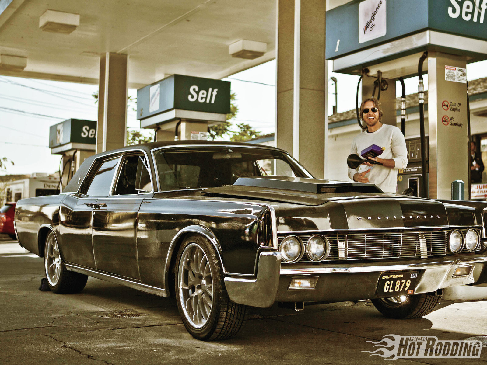 1967 lincoln continental information and photos momentcar for Garage toyota dax
