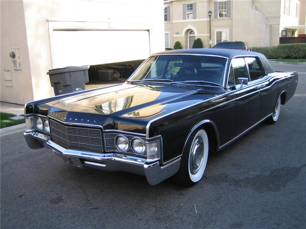 1969 lincoln continental information and photos momentcar. Black Bedroom Furniture Sets. Home Design Ideas