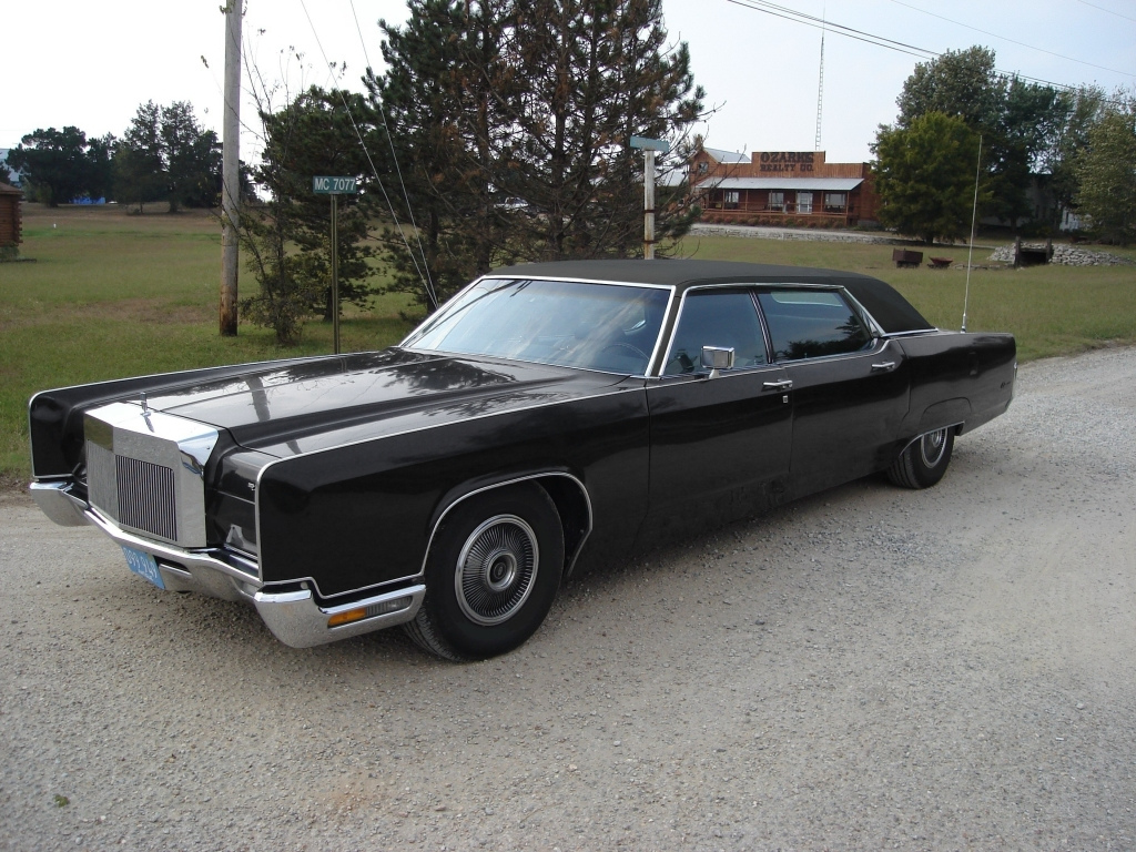 image gallery 1972 lincoln continental. Black Bedroom Furniture Sets. Home Design Ideas