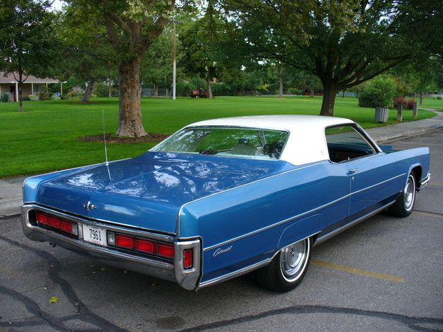 1972 lincoln continental information and photos momentcar. Black Bedroom Furniture Sets. Home Design Ideas